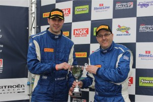 Gary and Tom with some BRC silverware