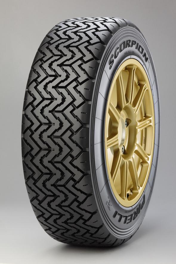 Size 15 Tires >> 15 Jan: New Pirelli rally tyres | Scotland's Motor Rally ...
