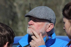 04. Who is this pondering the meaning of life? And it's not Andy Capp's brother – his faither more like!