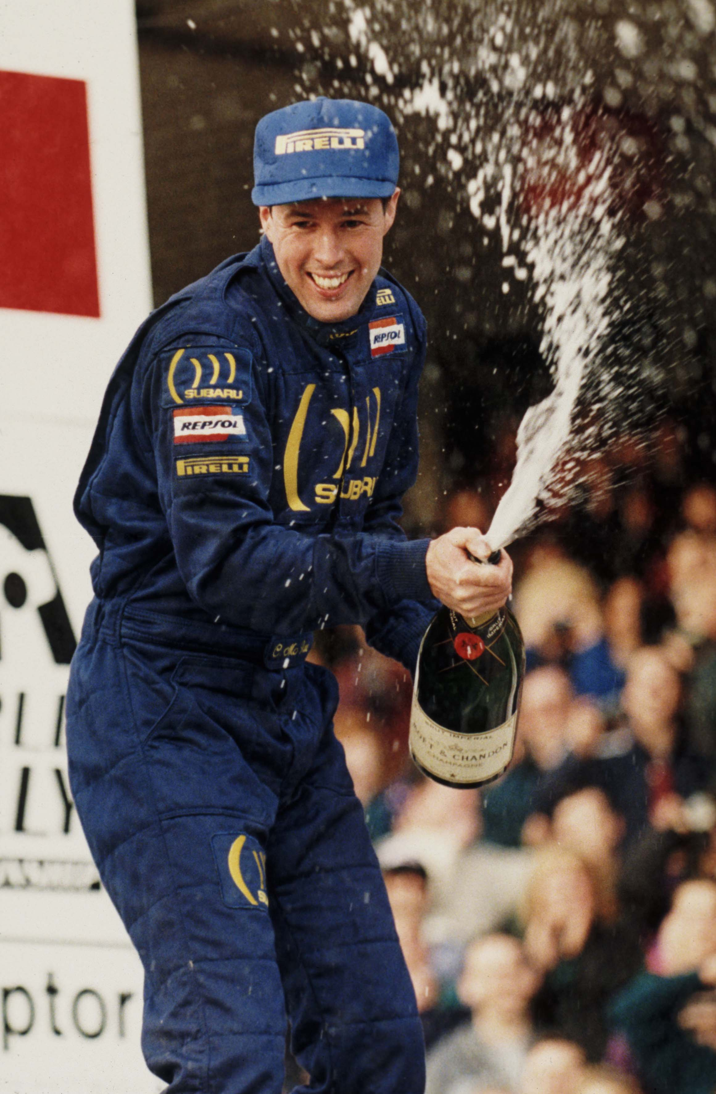 02 Sep: McRae Celebration In Wales